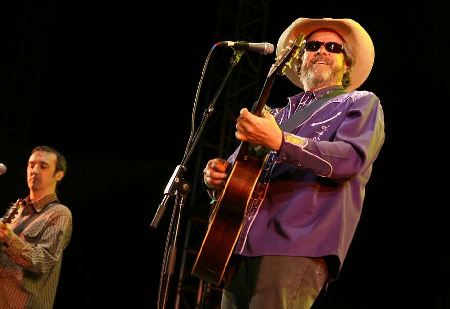 Robert Earl Keen won the New Folk competition in 1983. (Getty Images) Photo: Frazer Harrison, Getty Images