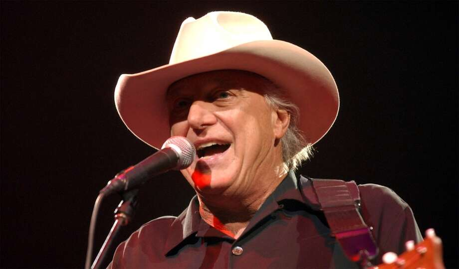 Jerry Jeff Walker played the second Kerrville Folk Festival in 1973. (File photo) Photo: EDWARD A. ORNELAS, SAN ANTONIO EXPRESS-NEWS