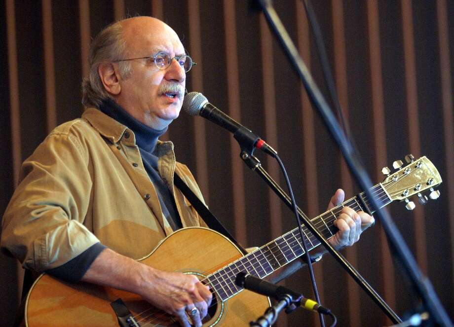 Peter Yarrow of Peter, Paul and Mary fame has played the Kerrville Folk Festival every year except one. (File photo) Photo: J. MICHAEL SHORT, SPECIAL TO THE EXPRESS-NEWS
