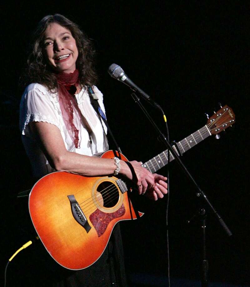Nanci Griffith started playing in Kerrville as a teenager. (AP file photo) Photo: JULIE JACOBSON, AP