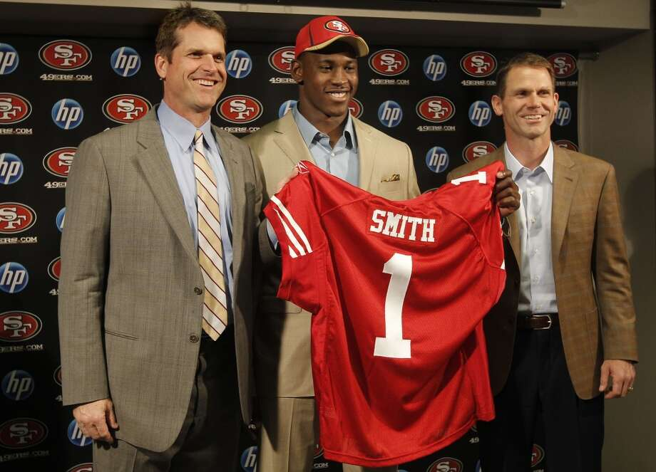 First round: Aldon Smith Photo: Michael Macor, The Chronicle