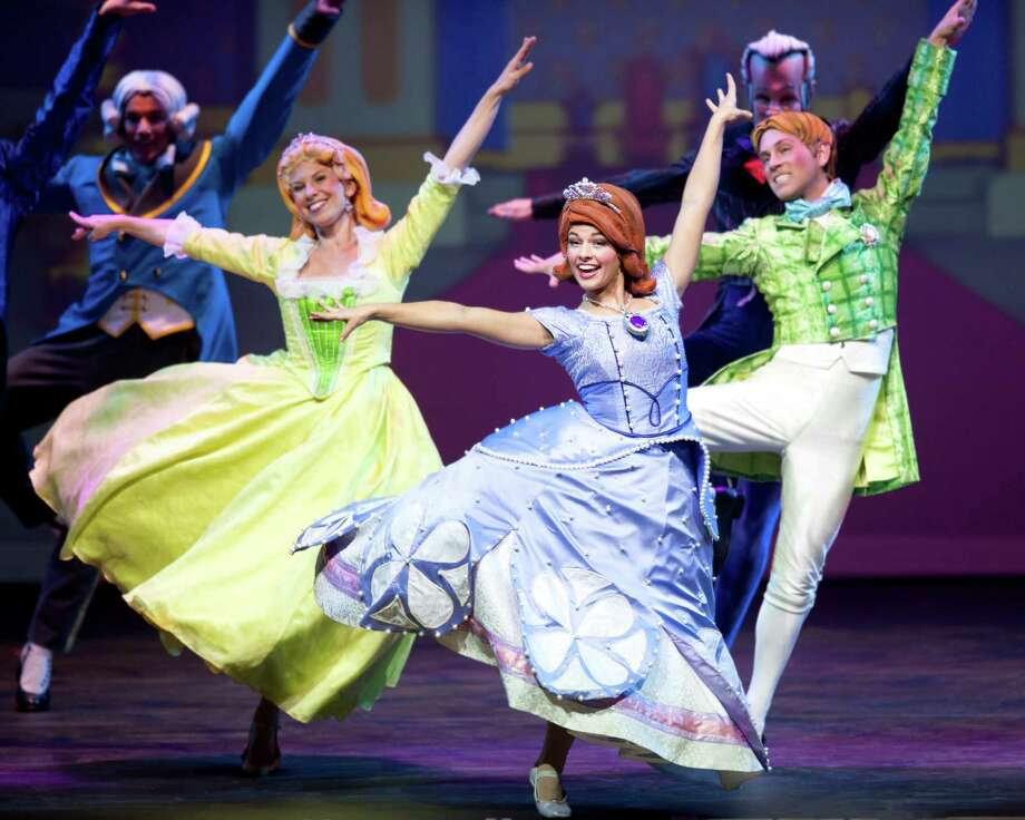 Disney Junior Live On Tour! Pirate and Princess Adventure swings into Bridgeport's Webster Bank Arena Friday through Sunday. Find out more.  Photo: Contributed Photo / Connecticut Post Contributed