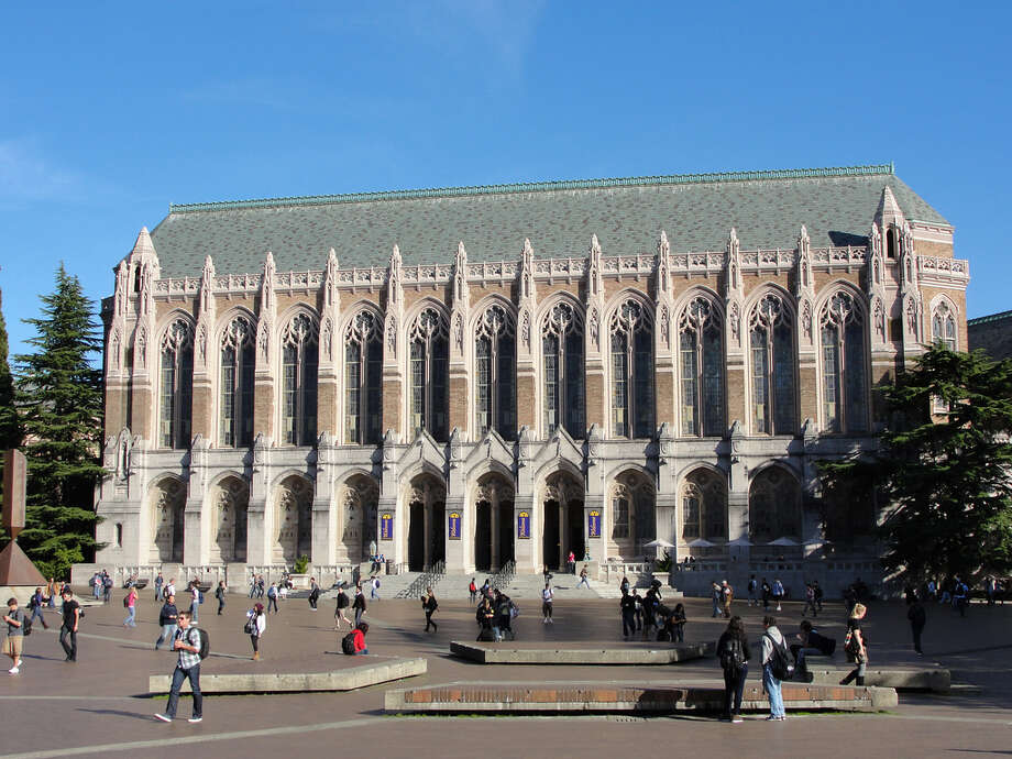 The Suzzallo Library at the University of Washington. Photo: Ericnvntr/flickr