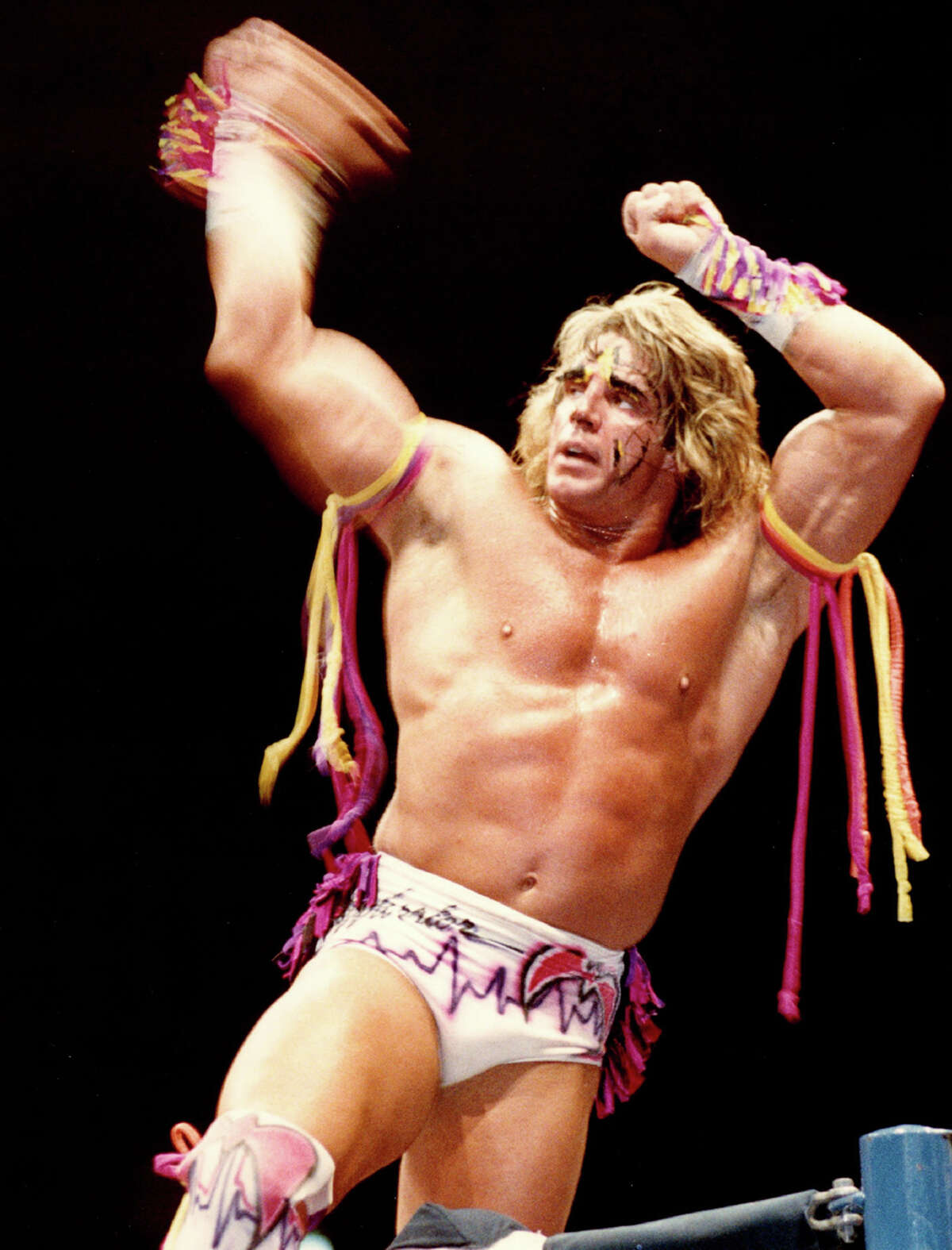 The Ultimate Warrior, born James Hellwig, died April 8, 2014 at the age of 54 from a massive heart atttack. His death came just days after being inducted into the WWE Hall of Fame. See these other pro wrestlers who died at an early age along with the details of each wrestler's passing.