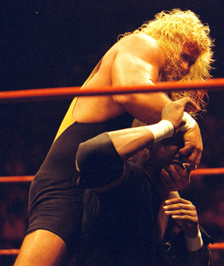 Curt Hennig, also known as Mr. perfect, died in February 2003 at the age of 44 from cocaine intoxication. Photo: Robert Cianflone, Getty Images / Getty Images AsiaPac