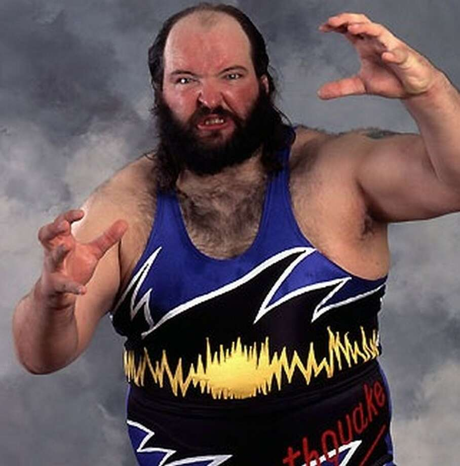 John Tenta Jr., also known as Earthquake and The Shark, died in June 2006 at the age of 44 of cancer.