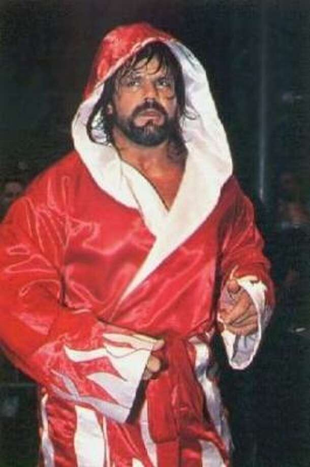 """Dr. Death"" Steve Williams died in December 2009 at the age of 49 of throat cancer. Photo: Onlineworldofwrestling.com"