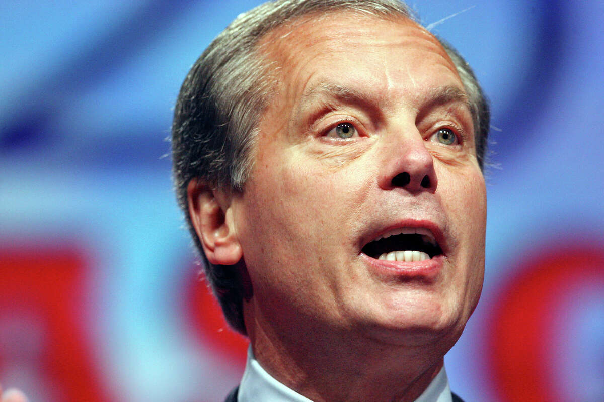 Lt. Gov. David Dewhurst is trailing in the polls in his re-election bid.