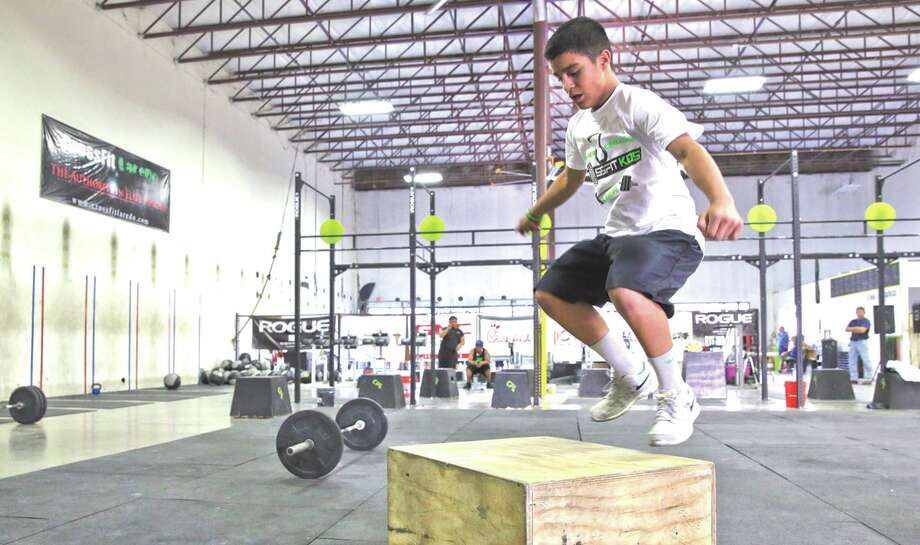 CrossFit Bridge City Sports Performance Summer CampJune 16-August 08CrossFit Bridge City409-313-4679Visit Website Photo: Victor Strife