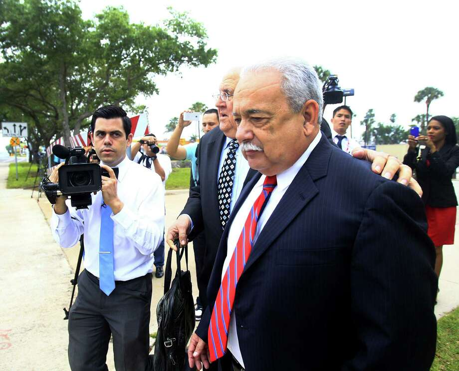Former Hidalgo sheriff pleads guilty - San Antonio Express ...