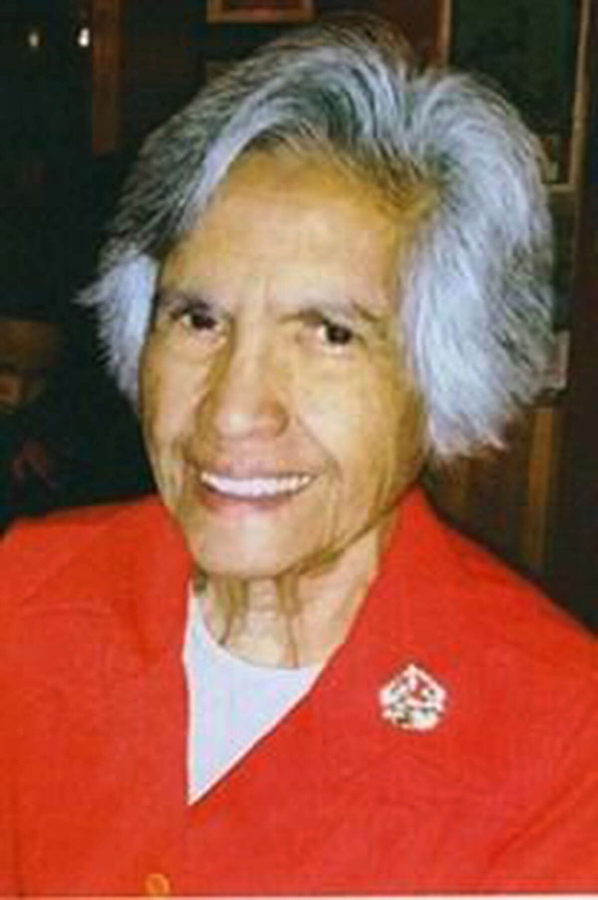 Petra Yanez Aguirre, died of dog bite.