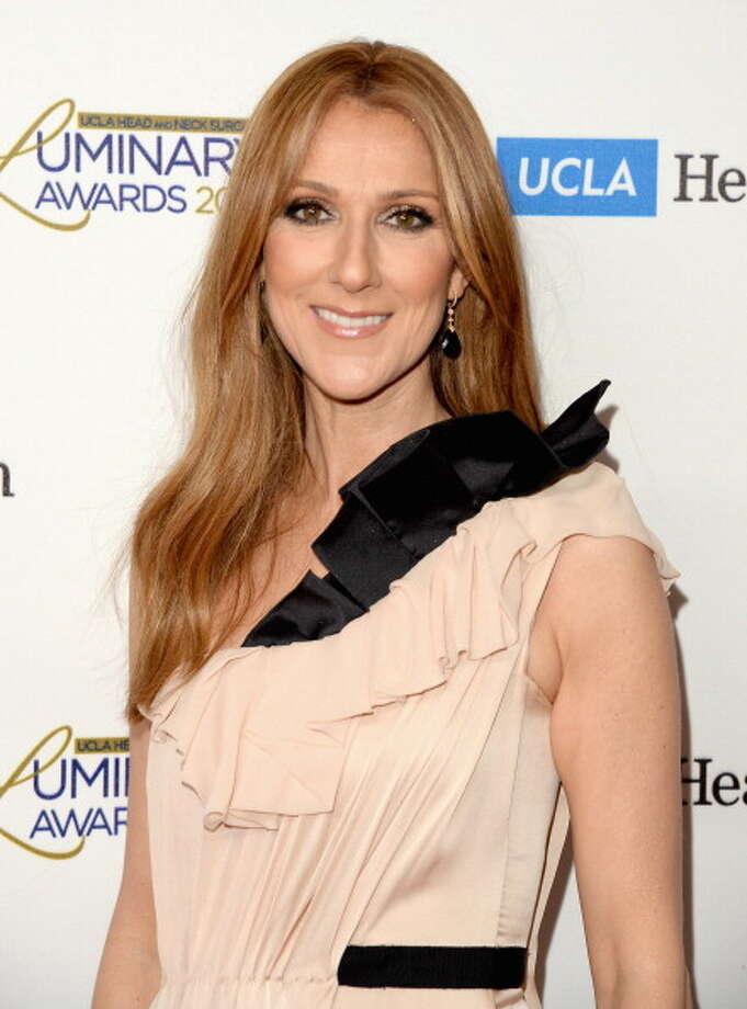BEVERLY HILLS, CA - JANUARY 22:  Musician Celine Dion attends the UCLA Head and Neck Surgery Luminary Awards at the Beverly Wilshire Four Seasons Hotel on January 22, 2014 in Beverly Hills, California.  (Photo by Jason Merritt/Getty Images for The UCLA Department of Head and Neck Surgery) Photo: Jason Merritt / 2014 Getty Images