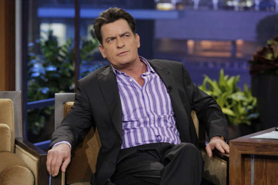 Actor Charlie Sheen during an interview on January 22, 2014 -- (Photo by: Paul Drinkwater/NBC/NBCU Photo Bank via Getty Images) Photo: NBC, NBCU Photo Bank Via Getty Images / 2014 NBCUniversal Media, LLC