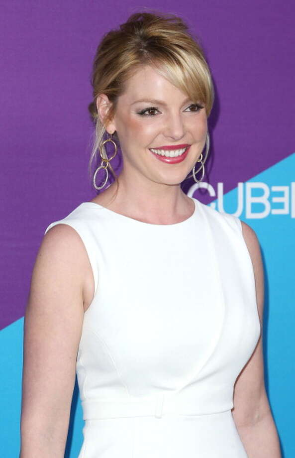"Katherine Heigl attends united4: good and Variety Magazine Present ""united4:humanity"" at Sony Pictures Studios on February 27, 2014 in Culver City, California.  (Photo by Frederick M. Brown/Getty Images) Photo: Frederick M. Brown, Getty Images / 2014 Getty Images"