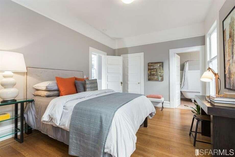 Bed 3. Photos: Redfin/MLS