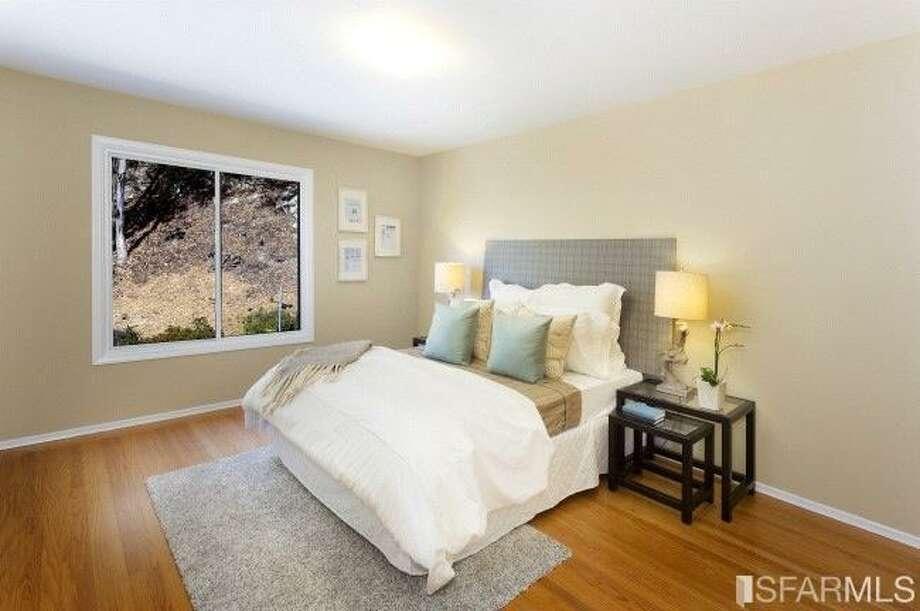 Bed 2. Photos: Redfin/MLS