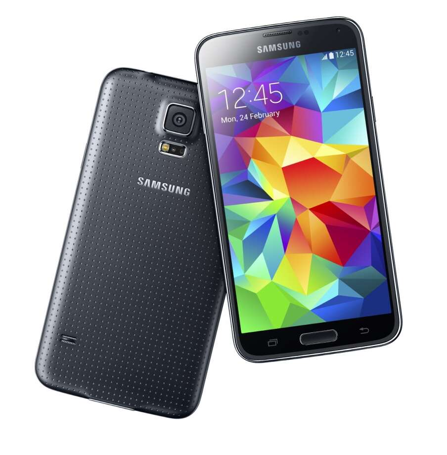 The Samsung Galaxy S5 is an iteration of its predecssor, the S4. Photo: Samsung
