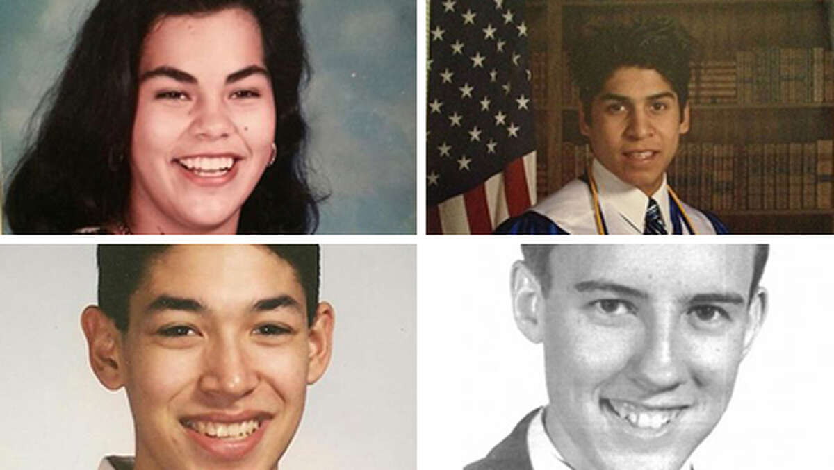 With less than a month from graduation, we rounded up high school photos of all of the San Antonio City Council members, including the mayor. See if you can recognize them.
