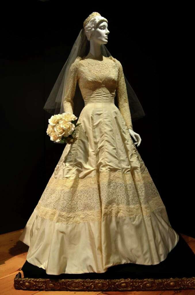 A bridal fashion walk down the aisle of time - Darien News