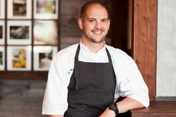 """Ryan Lachaine of Reef is among the chef participating in """"All Male Review"""" culinary fundraiser on April 27. (Photo: Julie Soefer)"""