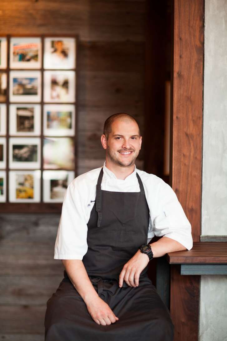 "Ryan Lachaine of Reef is among the chef participating in ""All Male Review"" culinary fundraiser on April 27. (Photo: Julie Soefer)"