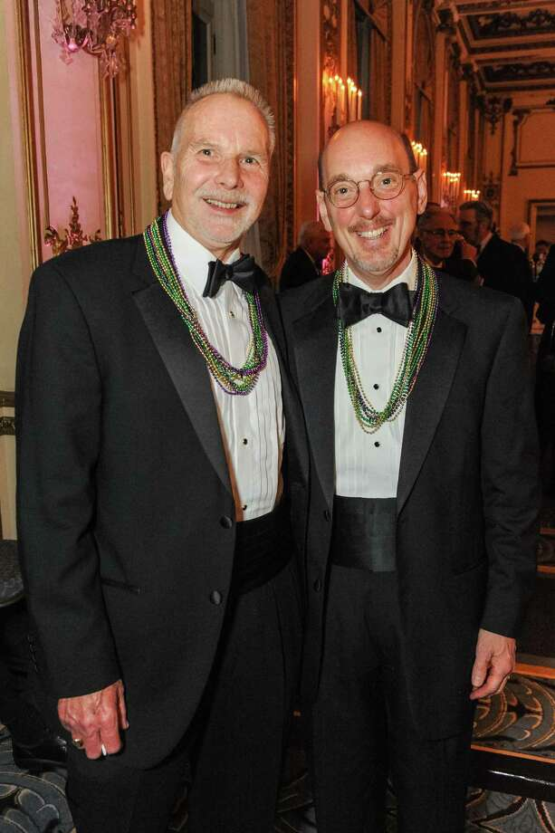 Richard Shearin and Mark Picciano at A Night in New Orleans, a benefit gala for the Merola Opera Program, which took place on April 12, 2014. Photo: Drew Altizer Photography/SFWIRE, Drew Altizer Photography / ©2014 Drew Altizer Photography