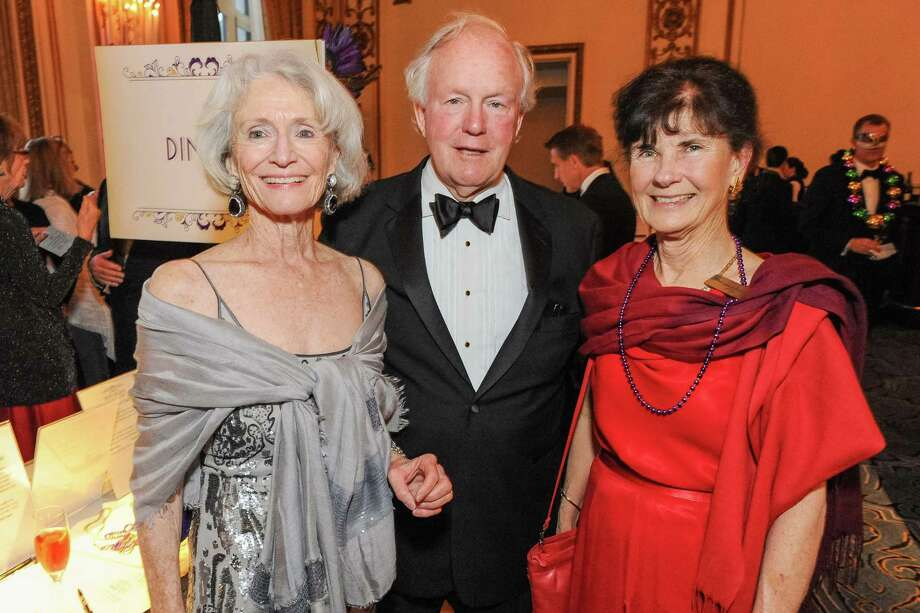 Barbara Patton, Scott Patton and Natalie Shuttleworth at A Night in New Orleans, a benefit gala for the Merola Opera Program, which took place on April 12, 2014. Photo: Drew Altizer Photography/SFWIRE, Drew Altizer Photography / ©2014 Drew Altizer Photography