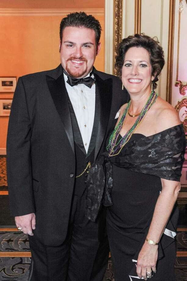 Casey Candebat and Jean Kellogg at A Night in New Orleans, a benefit gala for the Merola Opera Program, which took place on April 12, 2014. Photo: Drew Altizer Photography/SFWIRE, Drew Altizer Photography / ©2014 Drew Altizer Photography