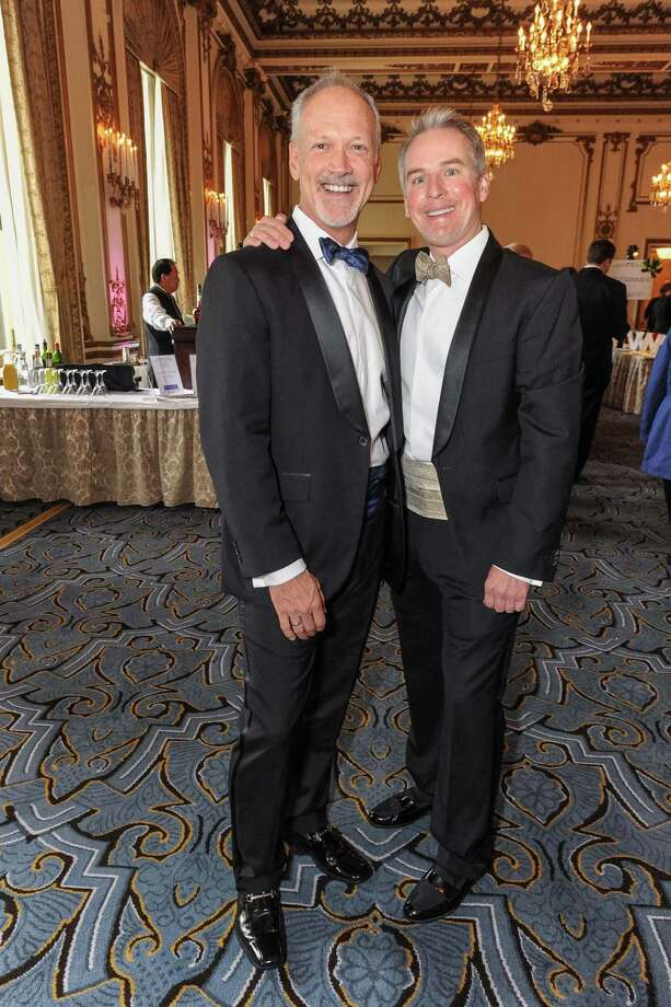 David Dixon and Patrick Wilken at A Night in New Orleans, a benefit gala for the Merola Opera Program, which took place on April 12, 2014. Photo: Drew Altizer Photography/SFWIRE, Drew Altizer Photography / ©2014 Drew Altizer Photography