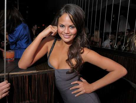 LAS VEGAS - FEBRUARY 10:  ***EXCLUSIVE***  Sports Illustrated swimsuit model Christine Teigen attends the Sports Illustrated Swimsuit 24/7: SI Swimsuit On Location at Jet Nightclub at The Mirage on February 10, 2010 in Las Vegas, Nevada.  (Photo by Michael Loccisano/Getty Images for Sports Illustrated) *** Local Caption *** Christine Teigen Photo: Michael Loccisano, Getty Images For Sports Illustra / 2010 Getty Images