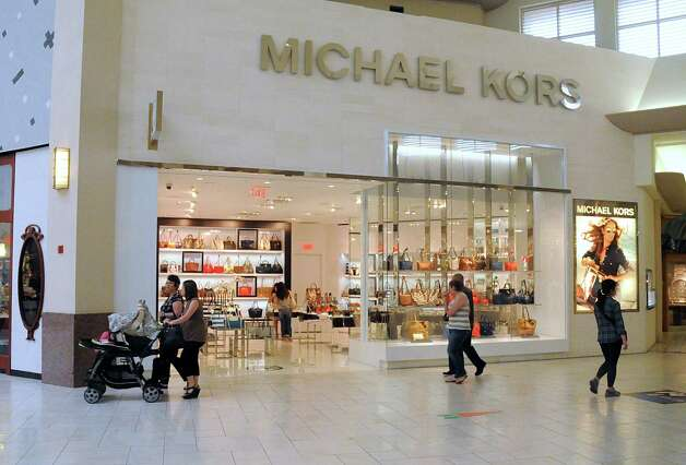 Michael Kors is expected to open at Crossgates in October 2014. Photo: David Hopper, Freelance / freelance