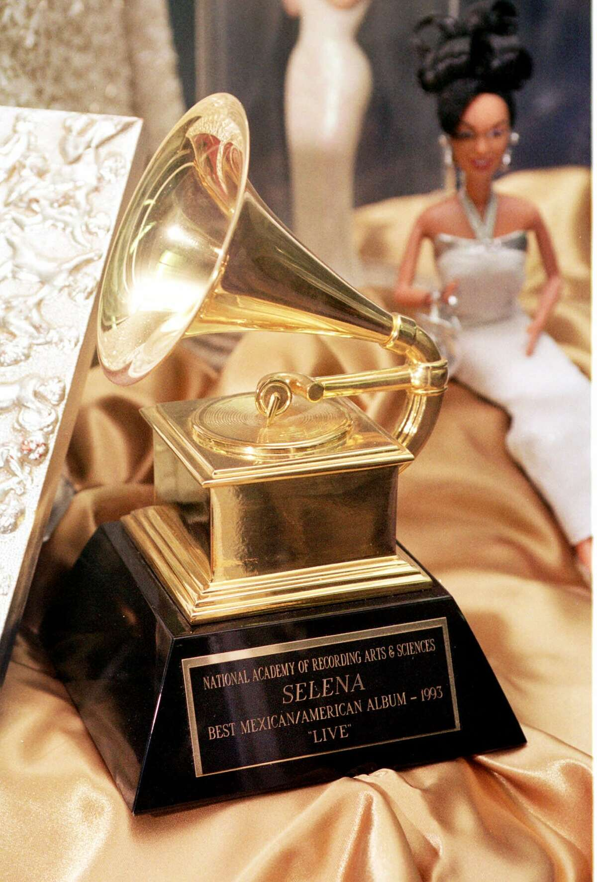 Another Grammy Selena won a 1993 Grammy for her 'Live' album. There would have been more in her future, maybe for recordings in English and Spanish.