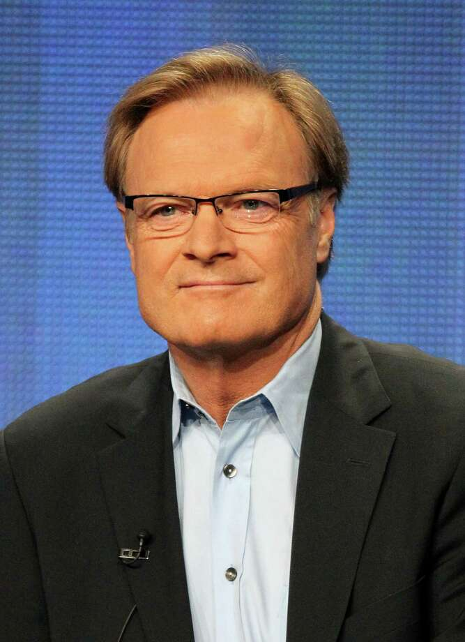 Lawrence O' Donnell, host of 'The Last Word', apologized after he exploded during the show's taping because of technical difficulties on Sept. 20, 2017. NBC later fired a tape editor who had leaked the footage to the Internet.See other bizarre moments caught on live television Photo: Frederick M. Brown, Getty / 2011 Getty Images