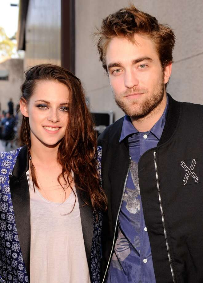 "Kristen Stewart famously cheated on then-boyfriend Robert Pattinson in 2012 with ""Snow White and the Huntsman"" director Rupert Sanders, who was married at the time. She and Pattinson have seemingly split for good... Or have they? Photo: Kevin Mazur/TCA 2012, WireImage"