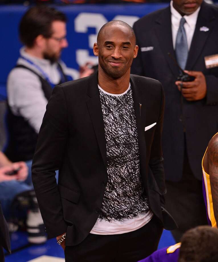 Kobe Bryant has been hounded by rumors of infidelity since 2003. He and his wife Vanessa have been married since 2001. Photo: James Devaney, GC Images