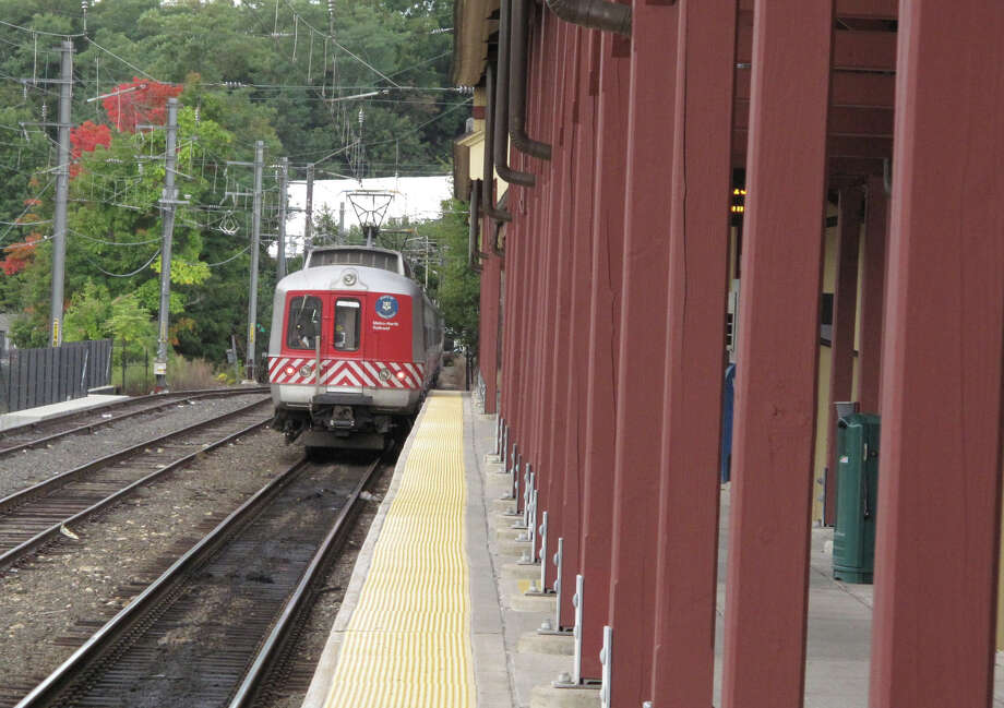 According to data collected by the American Public Transportation Association, Americans took 10.7 billion trips on public transportation in 2013 — the highest number since the 1950s when many fewer of us owned our own cars. Photo: Tyler Woods, File Photo / Tyler Woods / New Canaan News