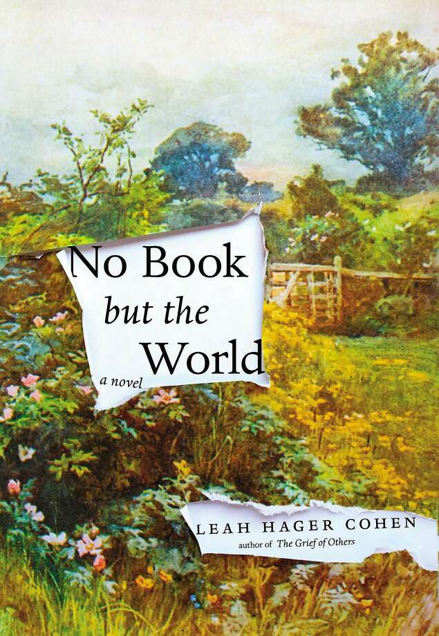 """No Book but the World,"" by Leah Hager Cohen Photo: Riverhead Hardcover"