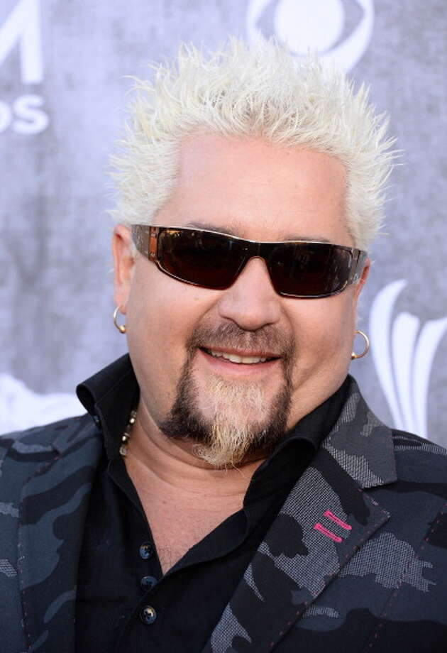 Celebrity chef Guy Fieri attends the 49th Annual Academy Of Country Music Awards at the MGM Grand Garden Arena on April 6, 2014 in Las Vegas, Nevada.  (Photo by Frazer Harrison/ACMA2014/Getty Images for ACM) Photo: Frazer Harrison/ACMA2014, Getty Images For ACM / 2014 Frazer Harrison/ACMA2014