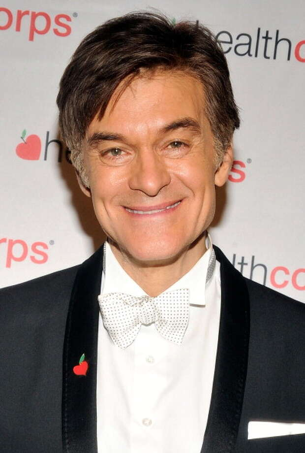 Dr. Mehmet Oz attends HealthCorps's 8th Annual Gala at The Waldorf Astoria on April 9, 2014 in New York City.  (Photo by Daniel Zuchnik/WireImage) Photo: Daniel Zuchnik, WireImage / 2014 Daniel Zuchnik