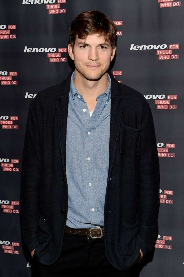 Ashton Kutcher was married to Demi Moore from 2005-2013. The couple separated in 2011 amid rumors of Kutcher's cheating. He is currently engaged to Mila Kunis. Photo: Michael Kovac