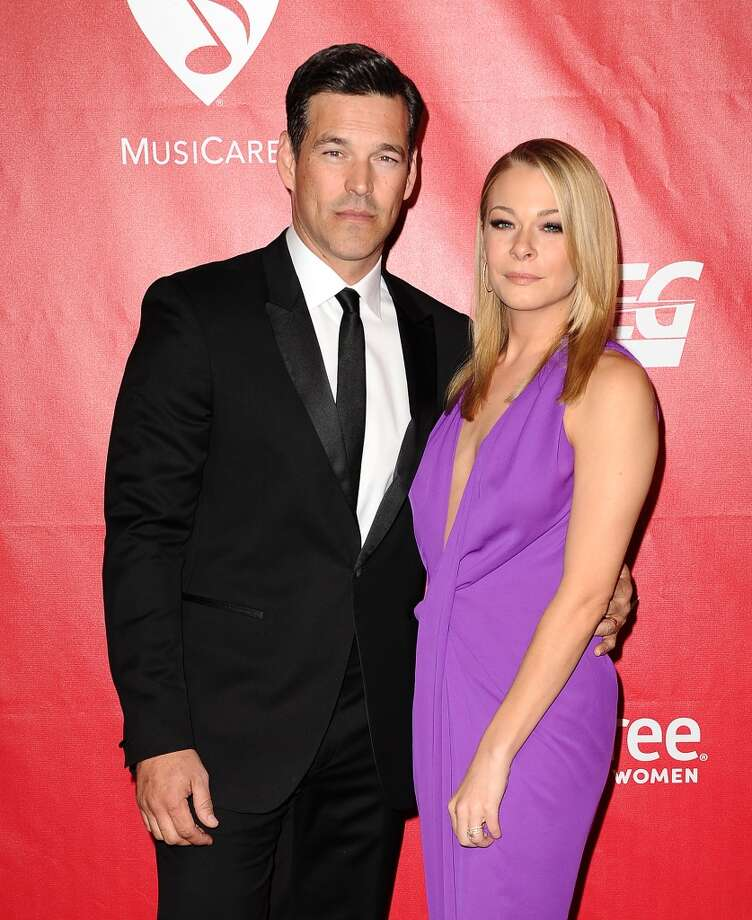 Eddie Cibrian and LeAnn Rimes were both married to other people when, like Dean and Tori, they began an affair on the set of a made-for-TV-movie. The pair  married in 2011. Photo: Jason LaVeris, FilmMagic