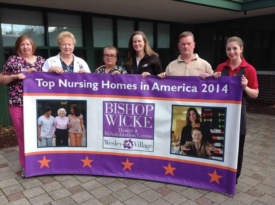Bishop Wicke Health and Rehabilitation Center in Shelton has won a Best Nursing Homes Ranking for 2014 from U.S. News and World Report. Photo: Contributed Photo / Stamford Advocate Contributed