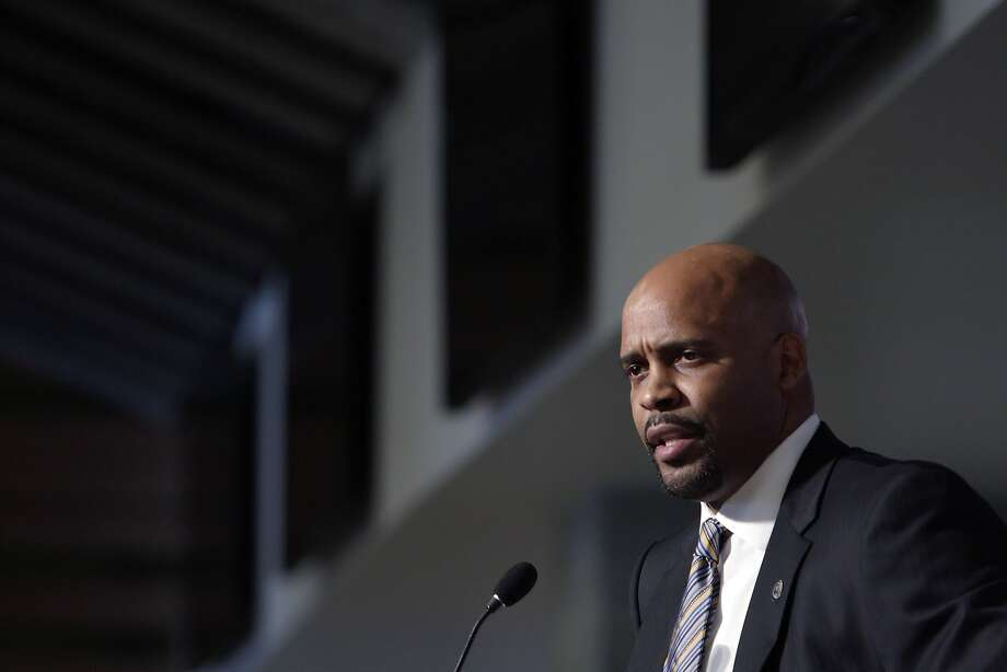 Cuonzo Martin coached Tennessee into the Sweet 16 of the NCAA Tournament  this year. Photo: Carlos Avila Gonzalez, The Chronicle