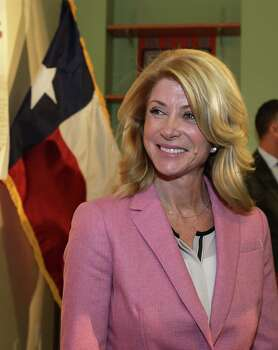 Sen. Wendy Davis represents Fort Worth, the city her family moved to when she was 11. She was born West Warwick, R.I. Photo: James Nielsen, Staff / Â 2013  Houston Chronicle