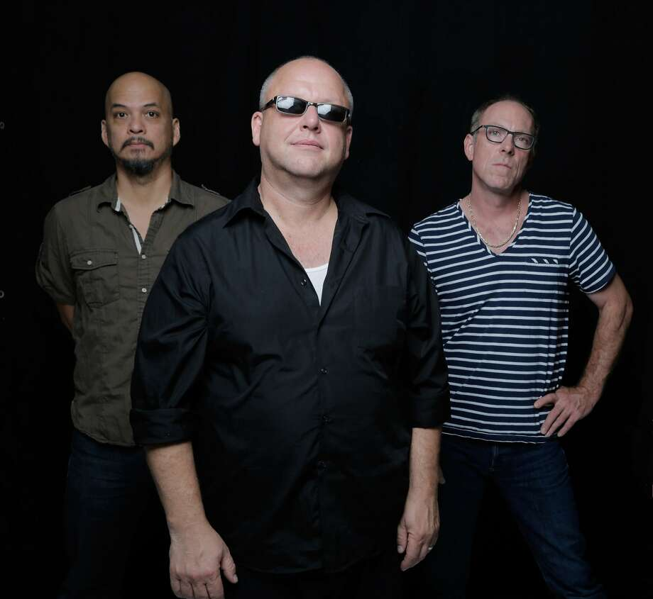 Pixies Photo: Michael Halsband, Pias