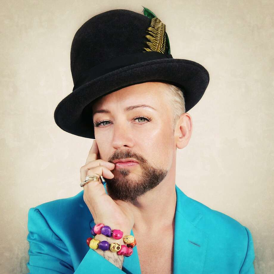 "The Boy is back in town: Boy George is touring behind his new album, ""This Is What I Do."" Photo: Kobalt"
