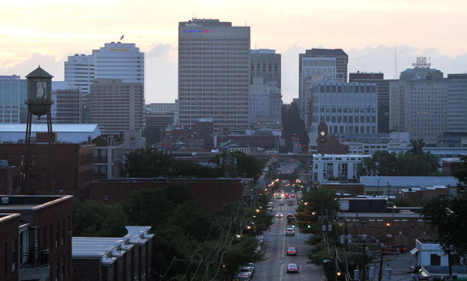 23. RichmondPeople ages 25-34: 13 percentMedian rent: $921Median income: $30,324Best neighborhood for millennials: Shockoe Bottom Photo: The Washington Post, Getty Images / 2013 The Washington Post
