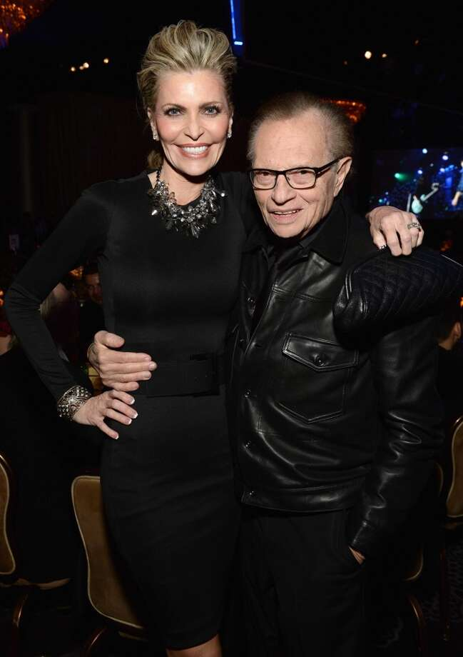Larry King and Shawn King married in 1997. In 2010 Shawn filed for divorce claiming that the then 77-year-old broadcaster was engaging in multiple affairs.  Photo: Michael Kovac, WireImage