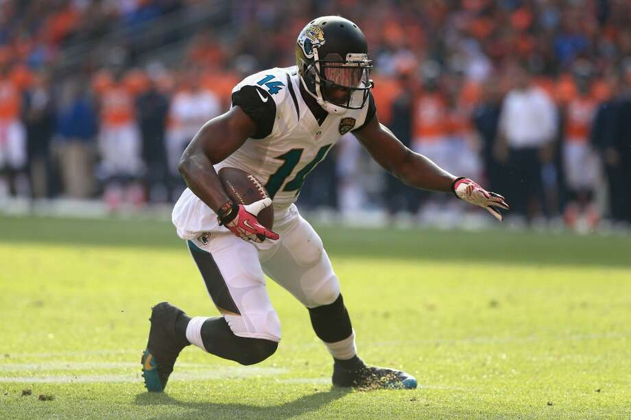 Jacksonville Jaguars: 3 arrestsReceiver Justin Blackmon (pictured), the fifth overall pick in the 2012 draft, was arrested in Oklahoma that summer on suspicion of DUI after he was pulled over and allegedly blew three times the legal blood-alcohol limit. Photo: Doug Pensinger, Getty Images