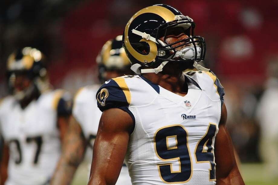 St. Louis Rams: 4 arrestsOne of the Rams' biggest stars, defensive end Robert Quinn (pictured), was charged with DUI and other traffic charges in July 2012. Photo: Michael Thomas, Getty Images